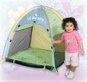 "Moon Beam Lil Nursery Tent W/1-1/2"" Pad-green/blue By Pacific Play ...  from: USD$35.95"