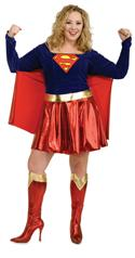 Rubies Plus Size Supergirl Halloween Costume  from: USD$59.95