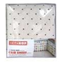 Skip Hop Mod Dot Crib Sheet - Printed  from: USD$20.00