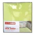 Skip Hop Mod Dot Crib Sheet - Solid  from: USD$20.00