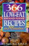 366 Brand-name Recipes In Minutes  from: AU$37.95