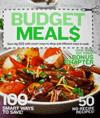Better Homes And Gardens Budget Meals  from: AU$29.95