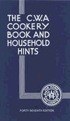 Cwa Cookery Book And Household Hints  from: AU$32.95