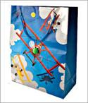 Animated Plane Gift Bag  from: AU$16.95