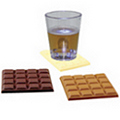 Chocolate Coasters Set Of 3  from: AU$9.95
