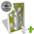 Vice Versa Cactus Salt And Pepper Dispensers  from: AU$12.95