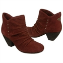 Dr. Scholl`s Womens Arch Boots (burgundy Suede)  from: USD$44.25