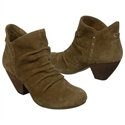 Dr. Scholl`s Womens Arch Boots (green Suede)  from: USD$44.25