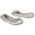 Dr. Scholl`s Womens Fast Flat -cheers Shoes (silver)  from: USD$28.48