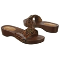 Dr. Scholl`s Womens Original Shoes (brown Giraffe)  from: USD$47.20