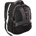 Calpak Power Pak Black/ Grey - Laptop Backpacks  from: USD$31.99