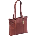 Clairechase Milano Ladies Laptop Bag Saddle - Ladies` Business