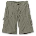 Eddie Bauer Adventurer Ripstop Cargo Shorts, Light Olive 8 Petite  from: USD$19.98