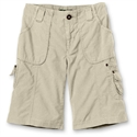 Eddie Bauer Adventurer Ripstop Cargo Shorts, Putty 8 Tall