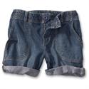 Eddie Bauer Lightweight Denim Shorts, Washed 4 Petite  from: USD$19.98