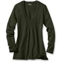 Eddie Bauer V-neck Sweatshirt Sweater, Moss Xxl Regular  from: USD$39.99