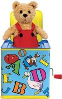 Jack In The Box - Teddy  from: AU$29.95