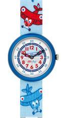 Swatch Flik Flak Watch - Funny Planes Fbn060  from: AU$55.00