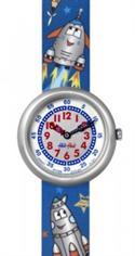 Swatch Flik Flak Watch - Happy Rocket Fbn067f  from: AU$50.00