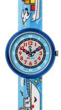 Swatch Flik Flak Watch - Sea Anchor Fbn061  from: AU$55.00