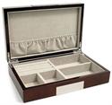 Bey Berk Walnut Lacquer Jewelry Box  from: USD$90.00
