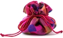 Cathayana Jewelry Pouch Fuchsia  from: USD$14.95