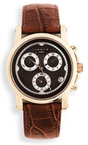 Cross Chronograph Stainlessential & Rose Gold Watch  from: USD$300.00