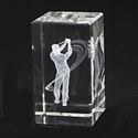 Crystal Impressions Golfer  from: USD$45.00