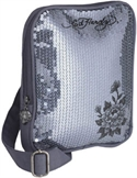 Ed Hardy Gina Side Messenger Smoke Grey  from: USD$36.00