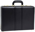 Mcklein V Series Coughlin Leather Expandable Attache Case  from: USD$150.00