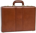 Mcklein V Series Daley Leather Attache Case  from: USD$140.00