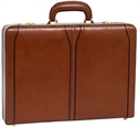 Mcklein V Series Lawson Leather Attache Case  from: USD$140.00