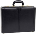 Mcklein V Series Turner Leather Expandable Attache Case  from: USD$150.00