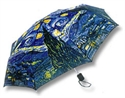 Salamander Van Gogh Starry Night Folding Umbrella  from: USD$19.95