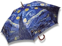 Salamander Van Gogh Starry Night Stick Umbrella  from: USD$22.45
