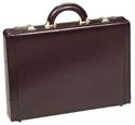 "Winn Leather 2.5"" Slim Attache Case  from: USD$234.95"
