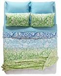 Easy Zip Duvet Cover Set - Tropical Print - Double from: AU$25.00