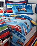 Emergency Services Duvet Cover Set - Multi - Double from: AU$39.95