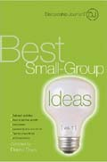 """discipleship Journal`s Best Small-group Ideas (volume 1)""  from: USD$12.99"
