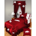 Arkansas Razorbacks Twin Size Locker Room Bedroom Set  from: USD$244.95