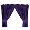 "Baltimore Ravens 82"" X 63"" Short Drapes  from: USD$42.95"