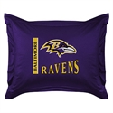 Baltimore Ravens Locker Room Pillow Sham  from: USD$24.95