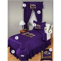 Baltimore Ravens Queen Size Locker Room Bedroom Set  from: USD$279.95
