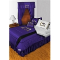 Baltimore Ravens Queen Size Sideline Bedroom Set  from: USD$289.95
