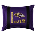 Baltimore Ravens Sideline Pillow Sham  from: USD$28.95
