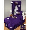 Baltimore Ravens Twin Size Locker Room Bedroom Set  from: USD$244.95