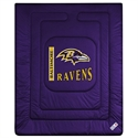 Baltimore Ravens Twin Size Locker Room Comforter  from: USD$74.95