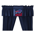 "Buffalo Bills 88"" X 14"" Window Valance  from: USD$29.95"