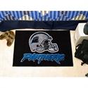 """Carolina Panthers 20""""x30"""" Starter Mat  from: USD$19.95"""