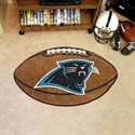 "Carolina Panthers 22""x35"" Football Mat  from: USD$24.95"